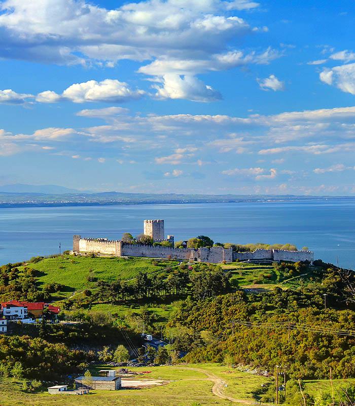 Κάστρο Πλαταμώνα / Castle of Platamon