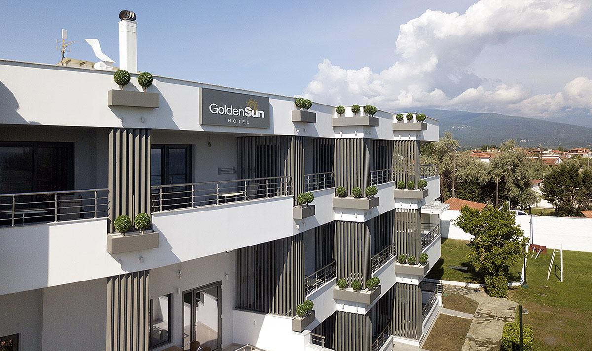 golden sun hotel διαμονη μεσαγγαλα