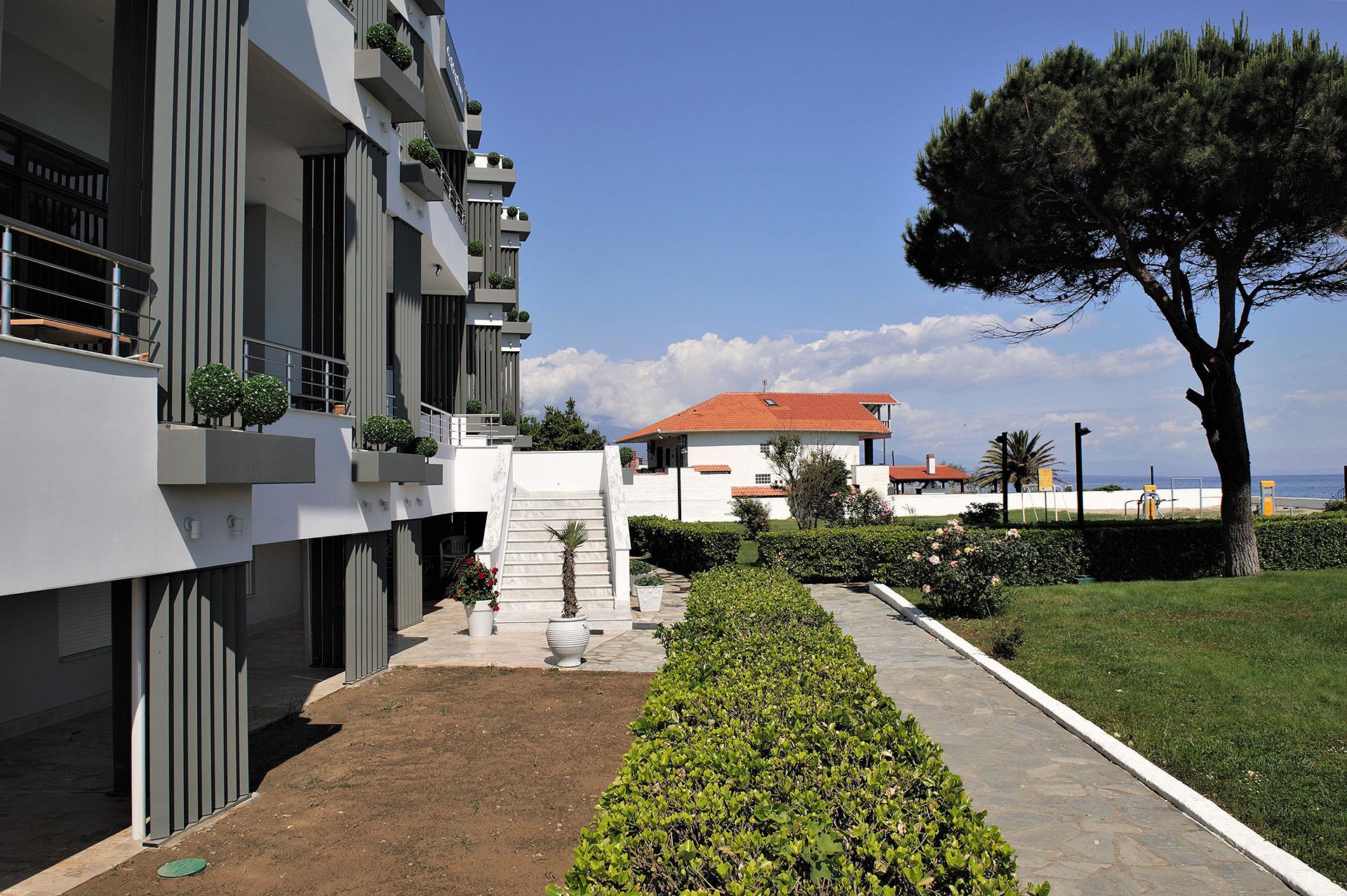 golden sun hotel outdoors